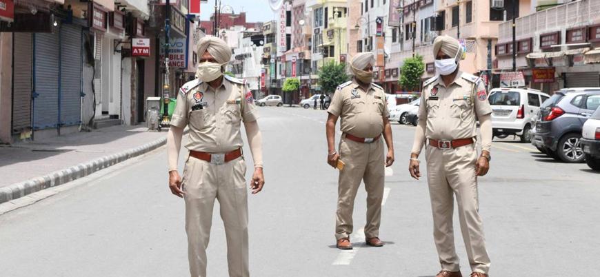 Hindistan'da vaka sayısında rekor artış