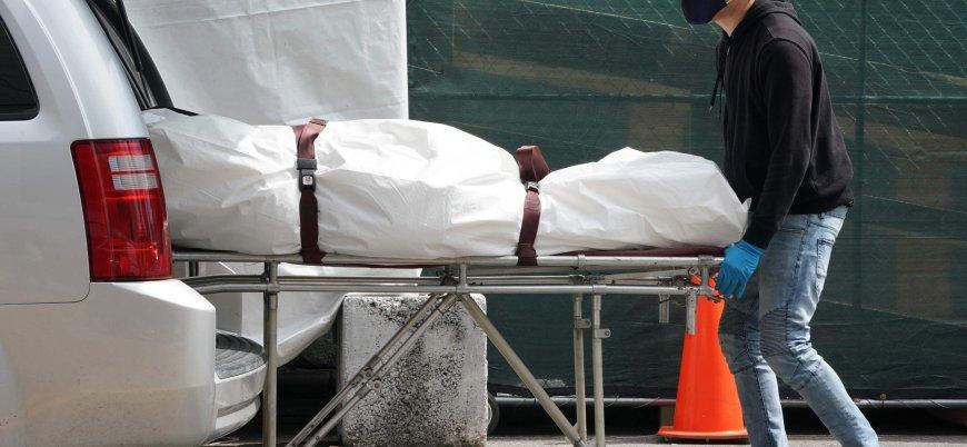 ABD'de ölü sayısı 120 bini aştı