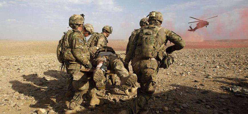 ABD Afganistan'daki asker sayısını düşürdü