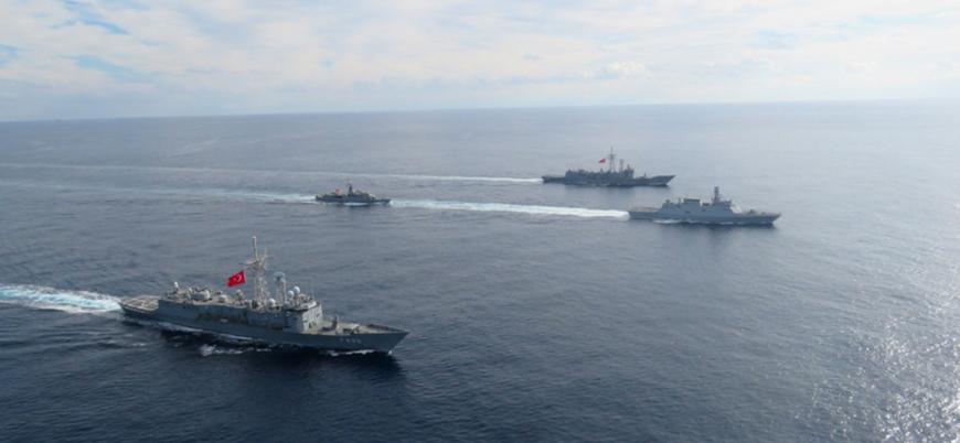 Doğu Akdeniz'de Türkiye ile Yunanistan arasında gerilim artıyor