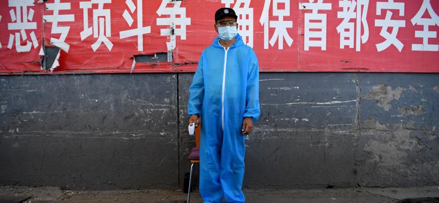 Koronavirüs: Çin'in başkentinde acil durum seviyesi yükseltildi