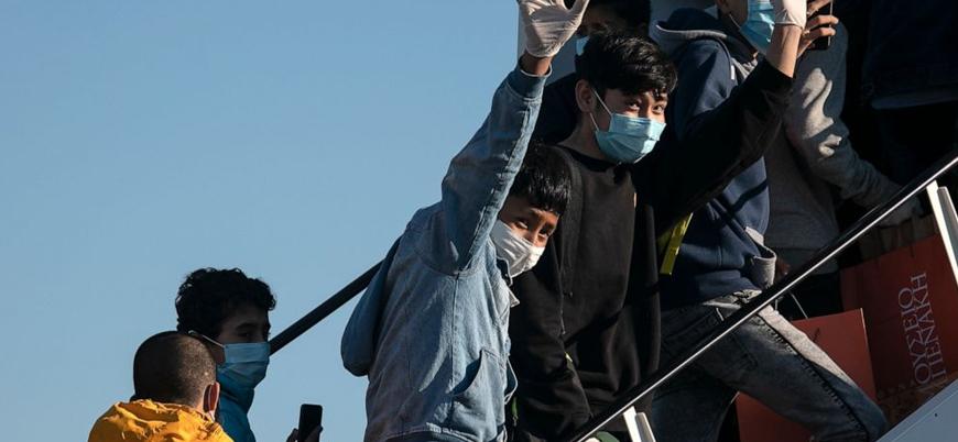 Almanya Yunan adalarından mülteci kabul edecek