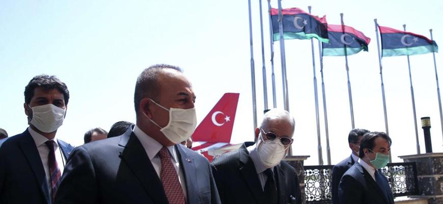 """""""Türkiye Libya'da inşa faaliyetlerine başlamaya hazır"""""""