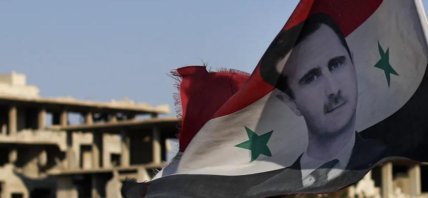 ABD'den BAE'ye Suriye konusunda yaptırım uyarısı