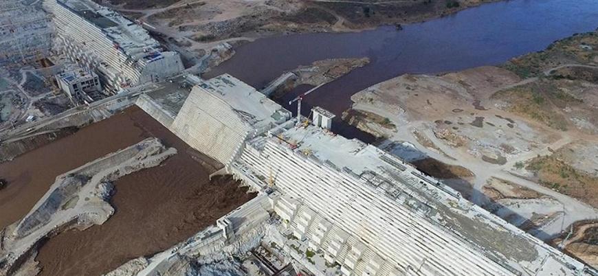 Mısır ve Sudan'dan Nahda Barajı'nı dolduran Etiyopya'ya kınama