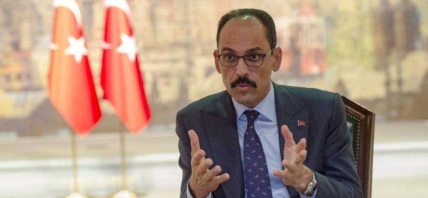İbrahim Kalın: Libya'da ateşkes için Hafter Sirte ve Cufra'dan çekilmeli