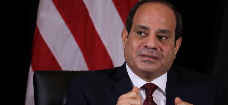 Sisi'den Libya'ya 'askeri müdahale' mesajı