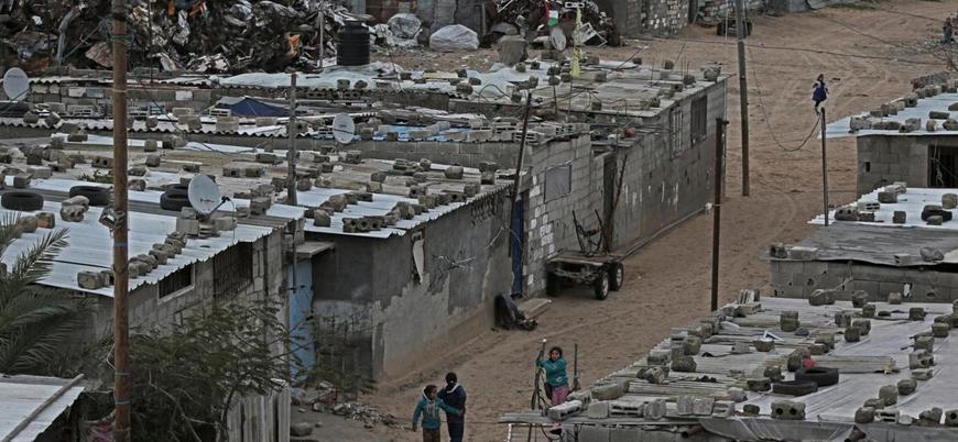 Rakamlarla Filistinli mülteci kampları