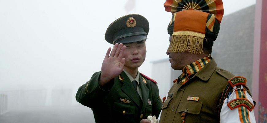 """""""Hindistan-Çin sınırındaki çatışmada en az 40 Çin askeri öldü"""""""