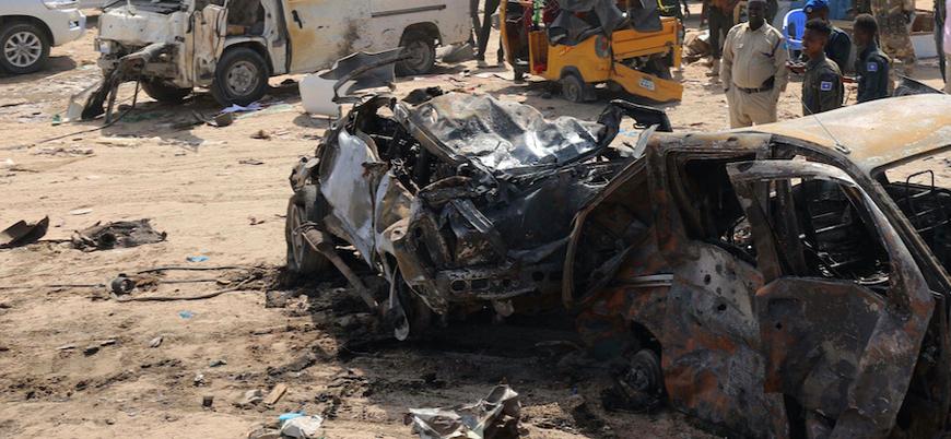 Somali'de iki ayrı bombalı saldırı
