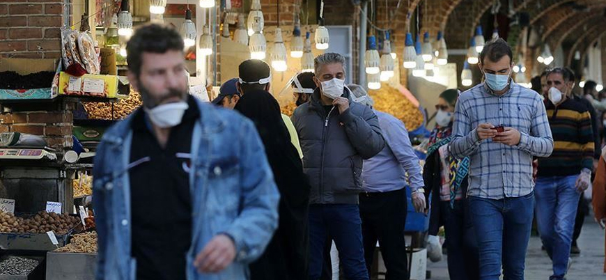 İran'da koronavirüs nedeniyle 24 saatte 118 ölüm
