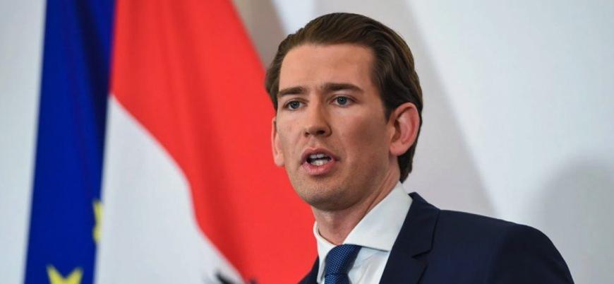 Avusturya Başbakanı Kurz: AB Türkiye'nin şantajına boyun eğmemeli