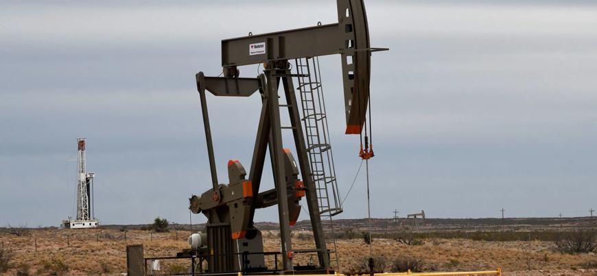 ABD'nin petrol sondaj kulesi sayısı 80 yılın en düşük seviyesinde