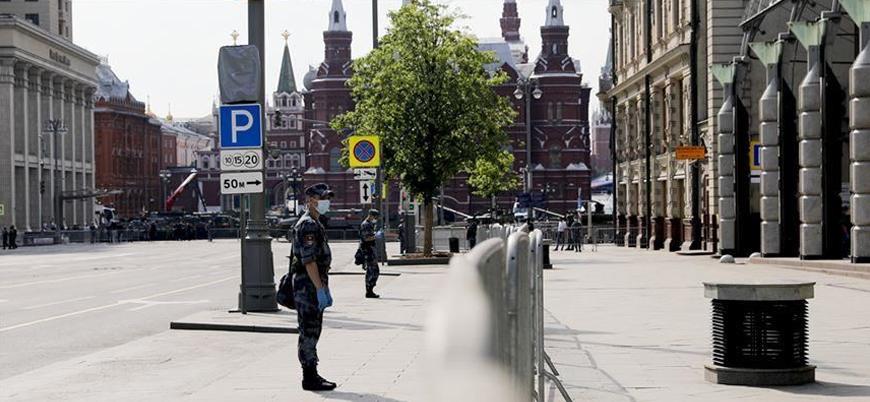 Rusya'da vaka sayısı 600 bine yaklaştı