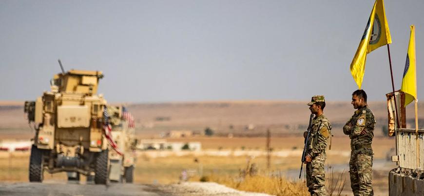 YPG ABD'den 'yaptırım muafiyeti' istiyor