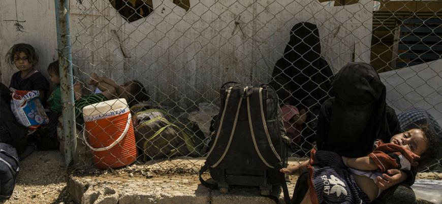 """""""El Hol Kampı'ndaki insani durum endişe verici"""""""
