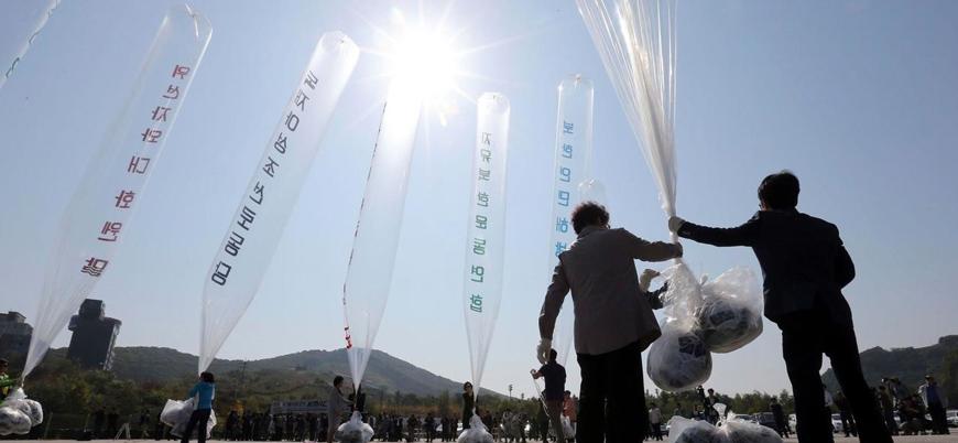 Kuzey ile Güney Kore arasında propaganda krizi