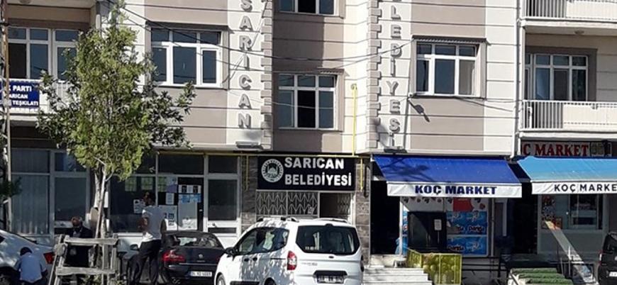 Elazığ'da HDP'li belediye başkanına gözaltı