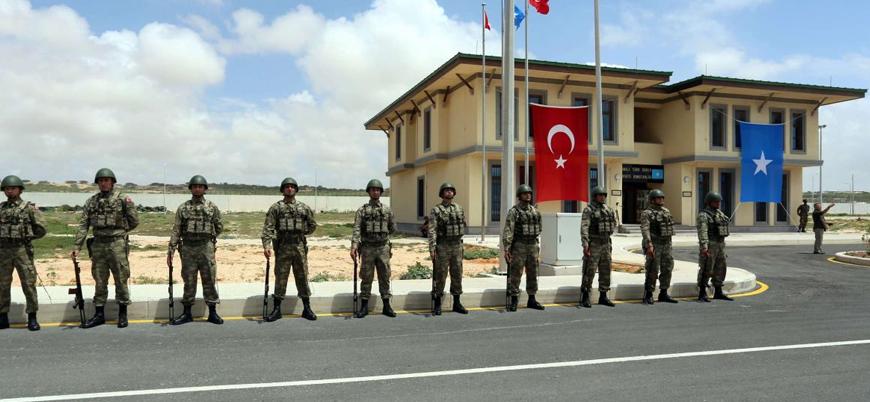 Somali'de Türk askeri eğitim üssüne saldırı girişimi