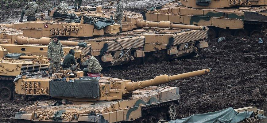 Türkiye Almanya'dan silah ithalatında birinci sırada