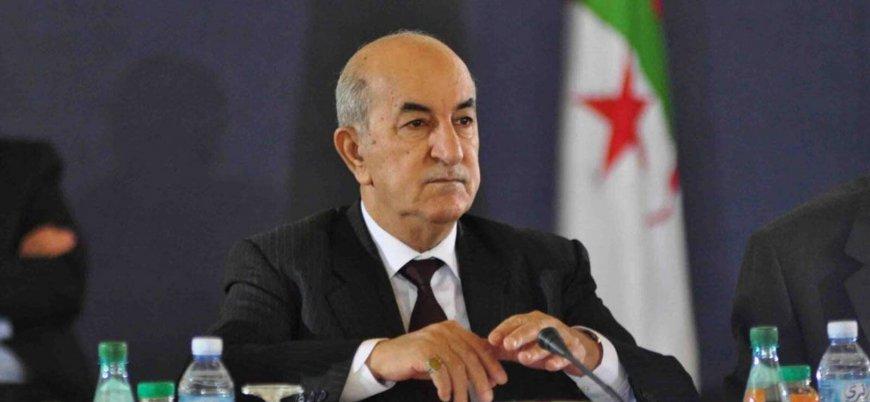Cezayir'de kabine revizyonu
