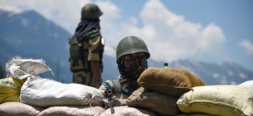 Hindistan ve Çin anlaştı: Ordular sınır hattından çekiliyor