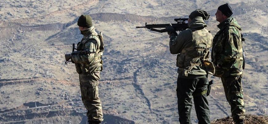 MSB: İran tarafından açılan ateşte bir asker şehit oldu