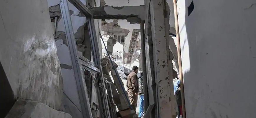 İsrail'den Suriye'de hava saldırısı: 14 ölü 40 yaralı