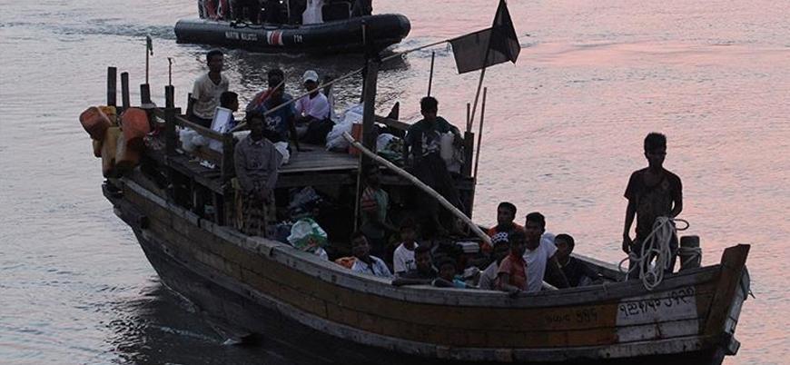 Malezya'ya ulaşmak isteyen onlarca Arakanlı denizde can verdi
