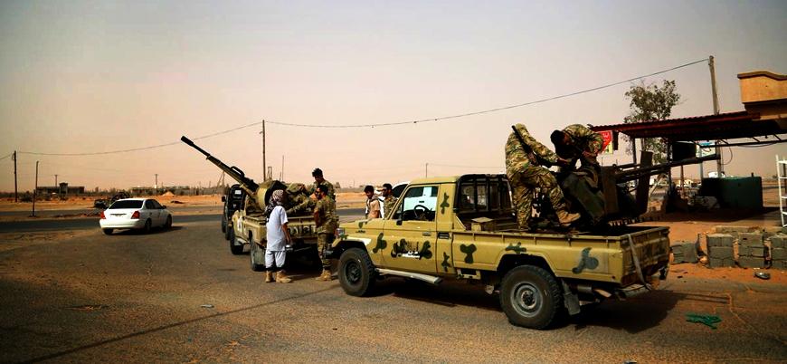 Libya'nın geleceği Kaddafi'nin memleketi Sirte'ye mi bağlı?