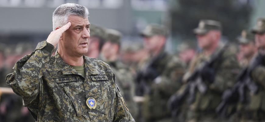 Kosova Cumhurbaşkanı Haşim Saçi'ye karşı 'savaş suçu' iddiası