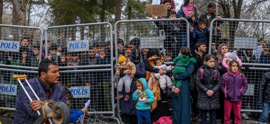 Yunanistan: Türkiye sınırları yeniden açtı