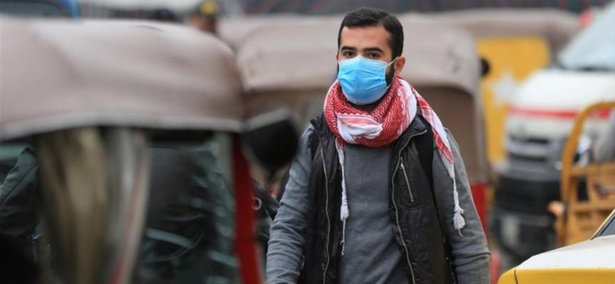 Irak'ta günlük vaka sayısı rekor kırdı