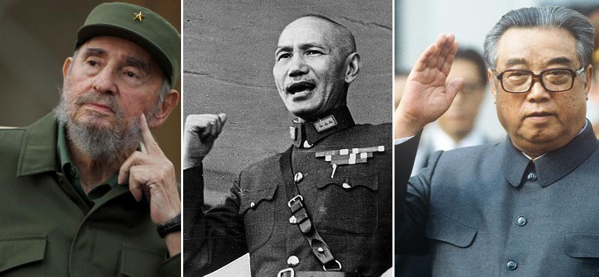 Dünyanın en uzun süre görev yapan liderleri