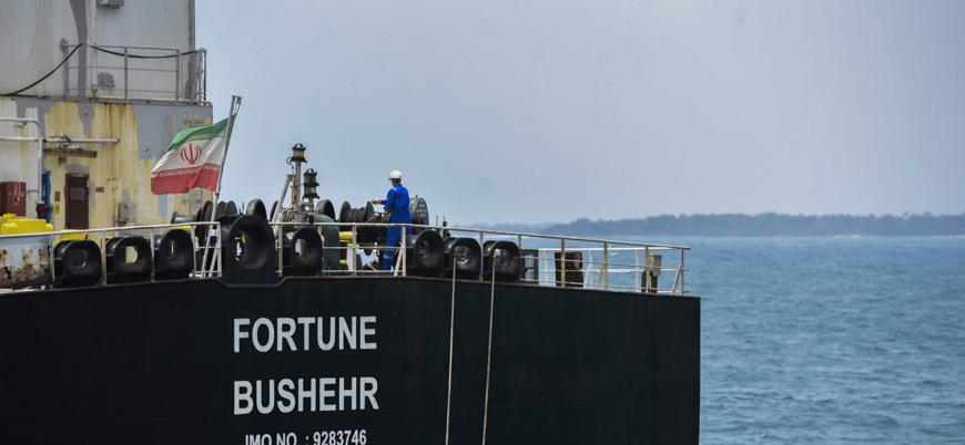 ABD'den Venezuela'ya akaryakıt taşıyan 5 İran tankerine yaptırım
