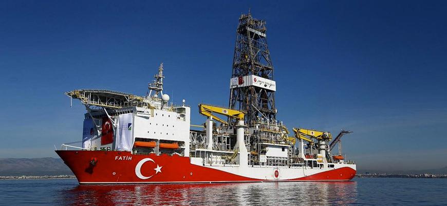 AB: Türkiye Akdeniz'de sondaj çalışmalarına son vermeli