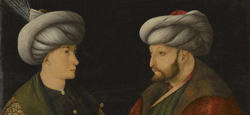 İBB İtalyan ressamın Fatih Sultan Mehmet portresini 6,5 milyon TL'ye satın aldı