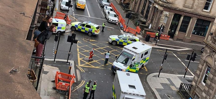 İskoçya'da bıçaklı saldırı: 1 ölü 6 yaralı