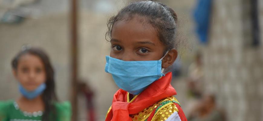 UNICEF: Yemen'de milyonlarca çocuk açlık ve ölüm riskiyle karşı karşıya