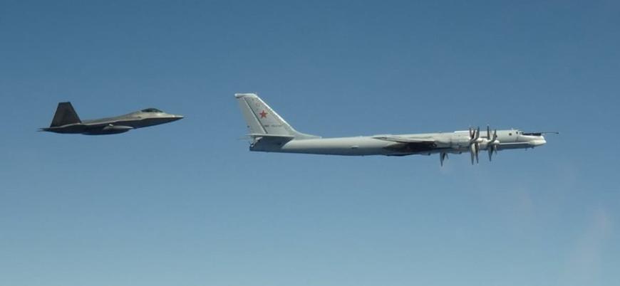 ABD'den Rus uçaklarına engelleme