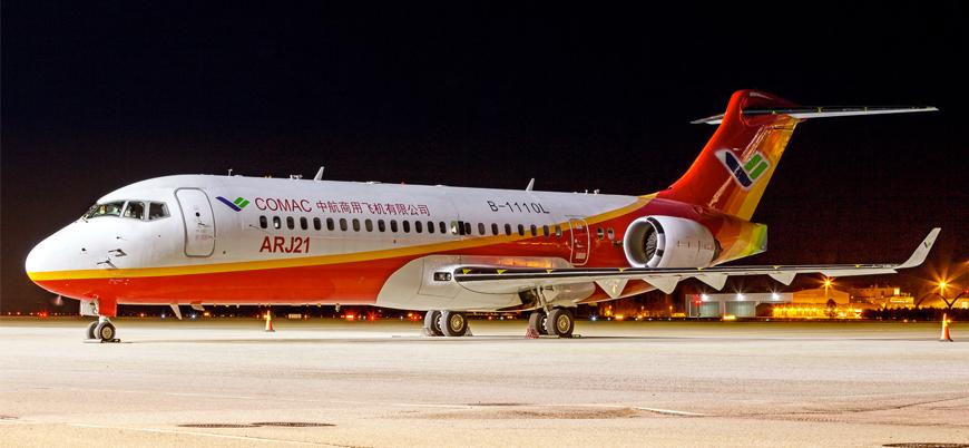Çin Airbus ve Boeing'e rakip olacak yerli yolcu uçağını kullanmaya başlıyor