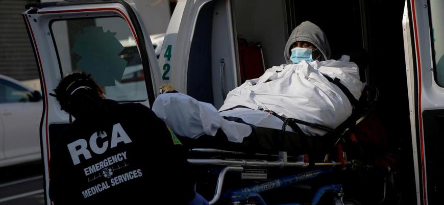 ABD'de ölü sayısı 130 bine yaklaştı