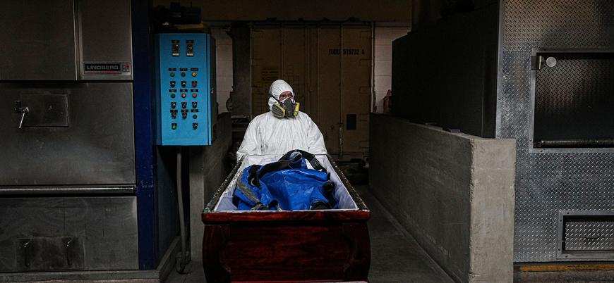 Dünya genelinde koronavirüsten ölenlerin sayısı yarım milyonu aştı