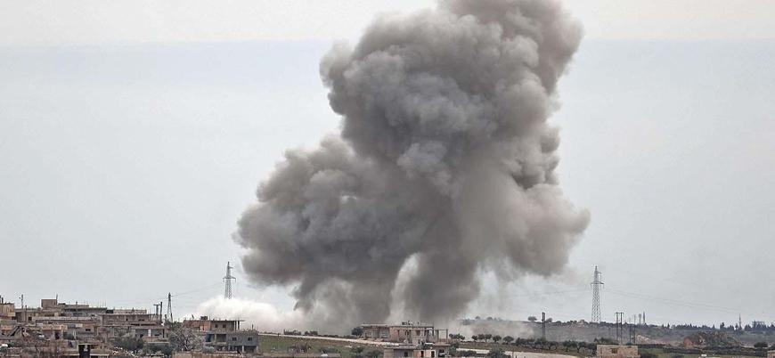 İsrail Suriye'de İran'ı hedef almayı sürdürüyor