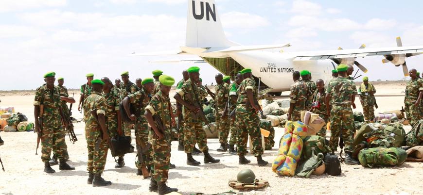 Etiyopya Somali'deki askerlerini geri çekmeye başladı