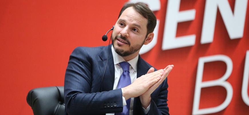 Hazine Bakanı Albayrak: Türkiye ekonomisine güven artıyor