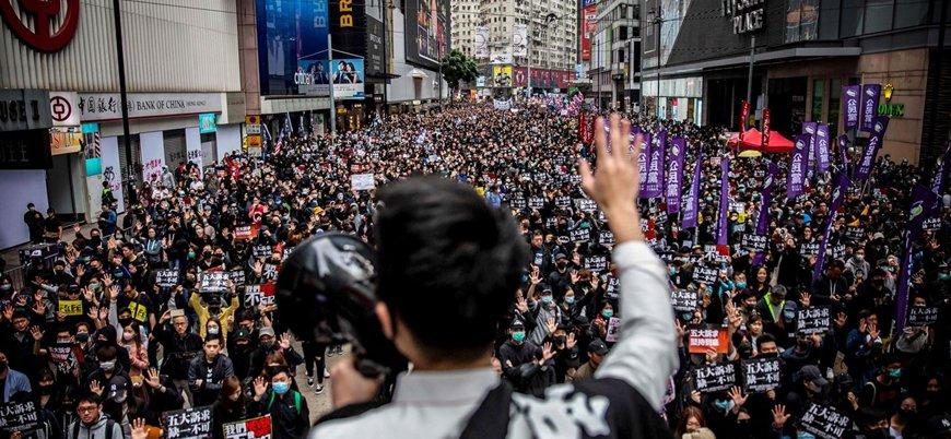 ABD ile Çin arasında 'Hong Kong' gerilimi tırmanıyor