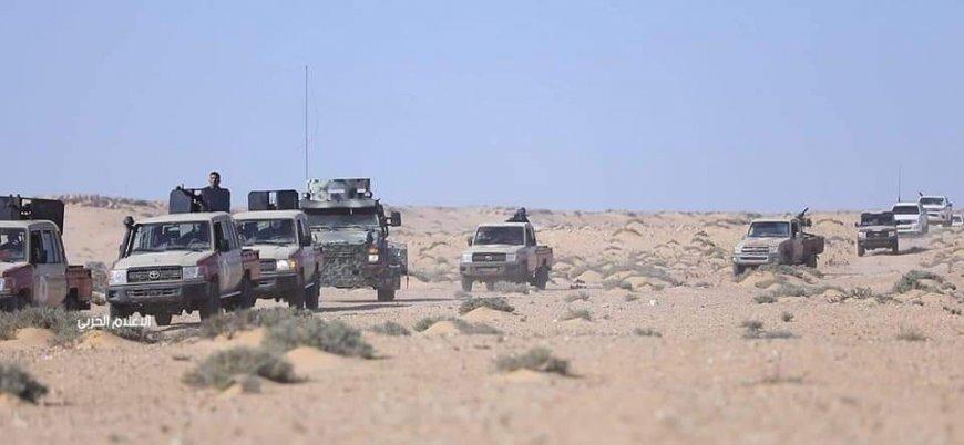 """""""Hafter Sirte'ye binlerce paralı asker gönderdi"""""""