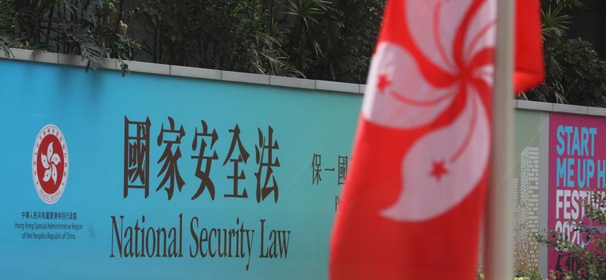 Çin'den Hong Kong adımı: Ulusal Güvenlik Yasası onaylandı