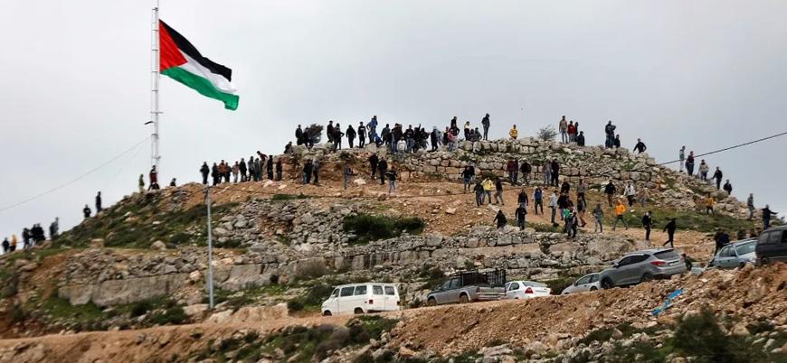 Filistin yönetimi: İsrail ile 'küçük toprak tavizlerine' hazırız